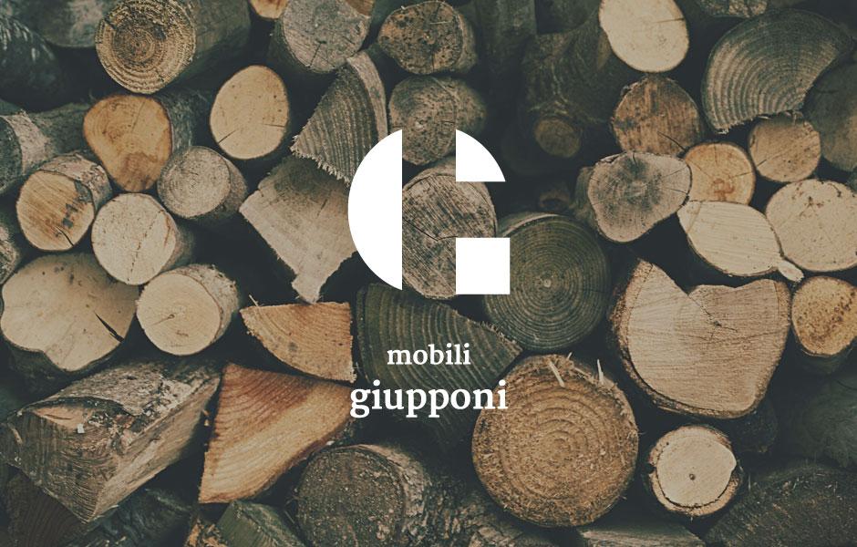 foto natura legna logo mobili falegname versione verticale ispirazione inspiration white